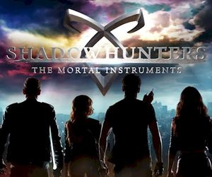 shadowhunters, jace, and the mortal instruments image
