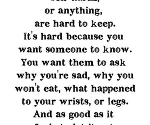 depressed, help, and quotes image