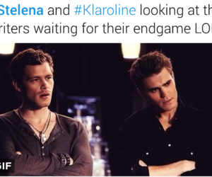 Relationship, salvatore, and stefan image
