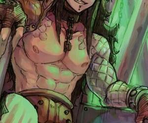 fairy tail, dragon slayer, and gajeel image