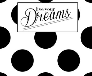 background, black, and dreams image
