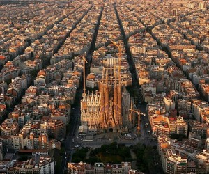 Barcelona, travel, and spain image