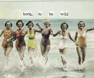be, people, and wild image