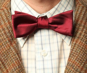 11, doctor, and bowtie image