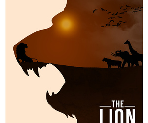 the lion king, disney, and lion image