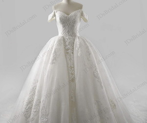 wedding dresses, sweetheart neckline, and bridal gowns image