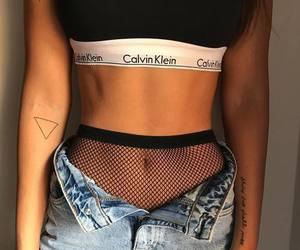 Calvin Klein, body, and jeans image