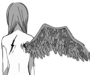angel, anime, and manga image