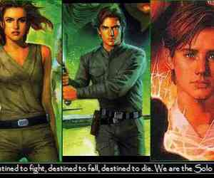 legends, star wars, and jaina solo image