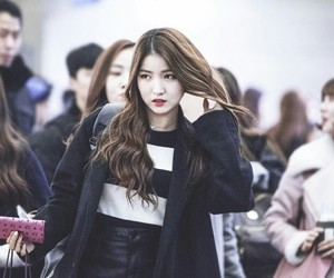 sowon, gfriend, and kim sojung image