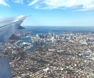australia, blue, and building image