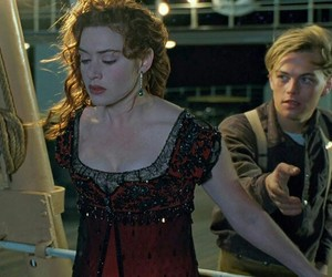 titanic and movie image