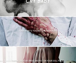 cry baby, songs, and melanie martinez image