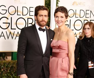 jake gyllenhaal, golden globes 2017, and magie gyllenhaal image