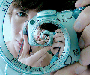 blue, boy, and canon image