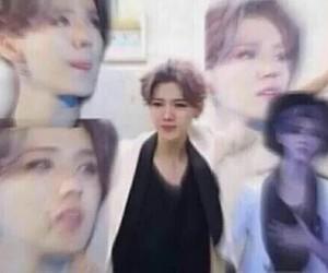 luhan, meme, and exo image