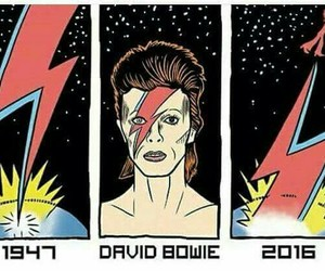 2016, david bowie, and bowie image