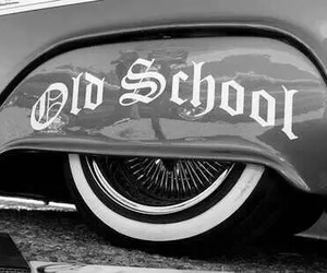 lowrider and old image