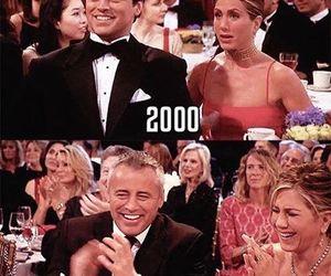 friends, Jennifer Aniston, and Matt LeBlanc image
