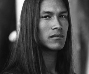 man, indian, and native american image