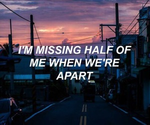 quotes, grunge, and one direction image