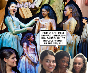 broadway, Lyrics, and hamilton image