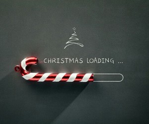 christmas loading image