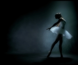 ballet, beautiful, and dancer image