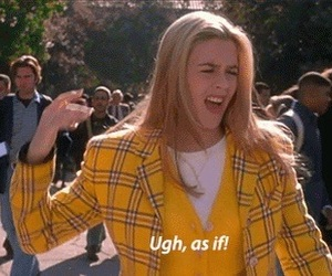 movie, Clueless, and funny image