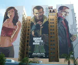 game, games, and grand theft auto image