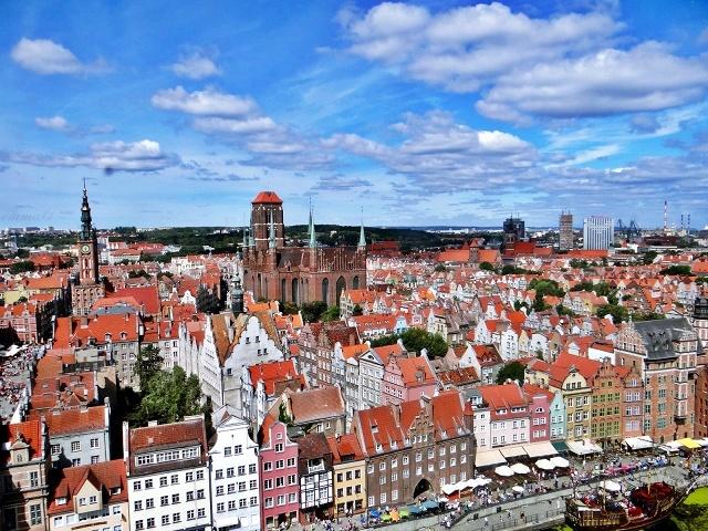 Poland, gdansk, and podróże image