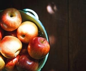 fall, apple, and autumn image