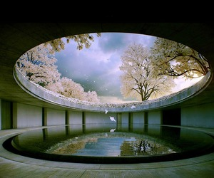 japan, architecture, and sky image