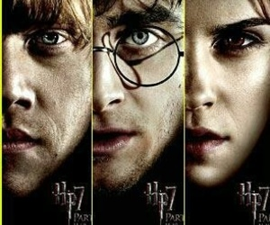ron, harry, and harry potter image