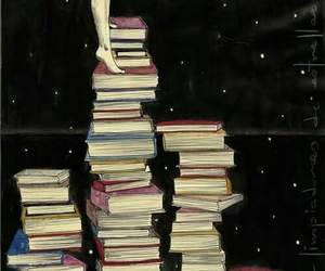 book and stars image