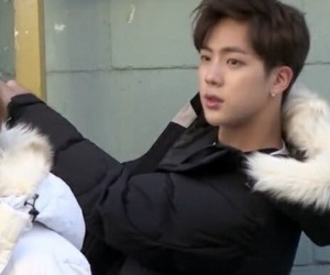 jin, bts, and seokjin image