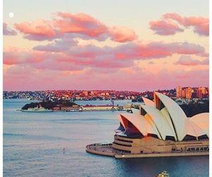 australia, beautiful, and sky image