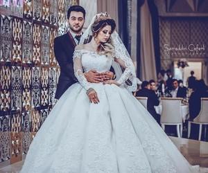 bride, couple+, and wedding+ image