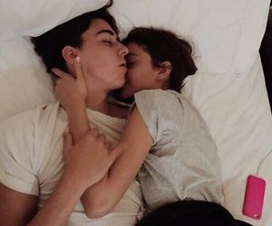 amor, pareja, and novios image