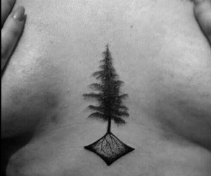 tattoo, first tattoo, and fir image