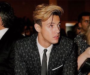 cameron dallas, boy, and Harry Styles image