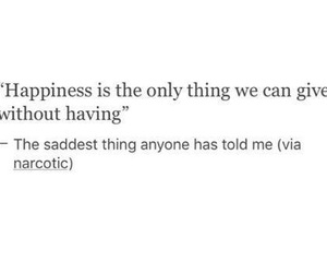 quotes, sad, and happiness image
