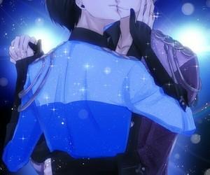 anime, yuri on ice, and yuuri katsuki image