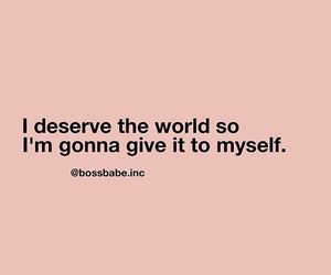 quotes and bossbabe image