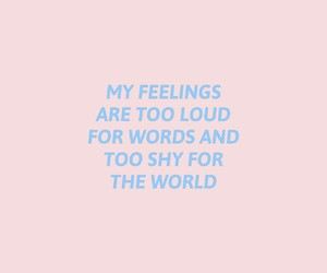 aesthetic, pastel, and words image