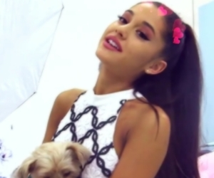 ariana grande, arianagrande, and twitter icons image