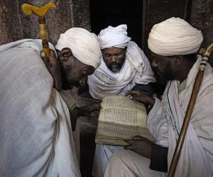 ethiopia, etiopia, and religión image
