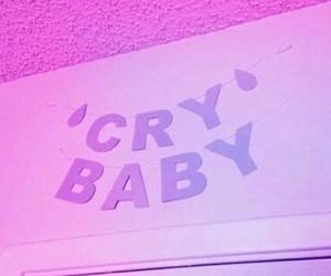 pink, cry baby, and melanie martinez image