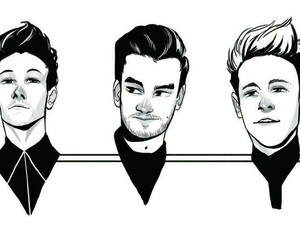 one direction art image