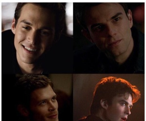 actors, The Originals, and niklaus mikaelson image